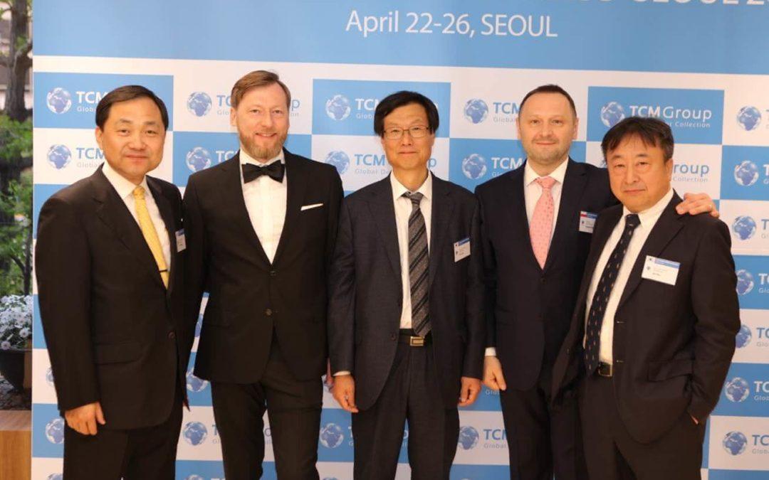 TCM World Congress Seoul 2019