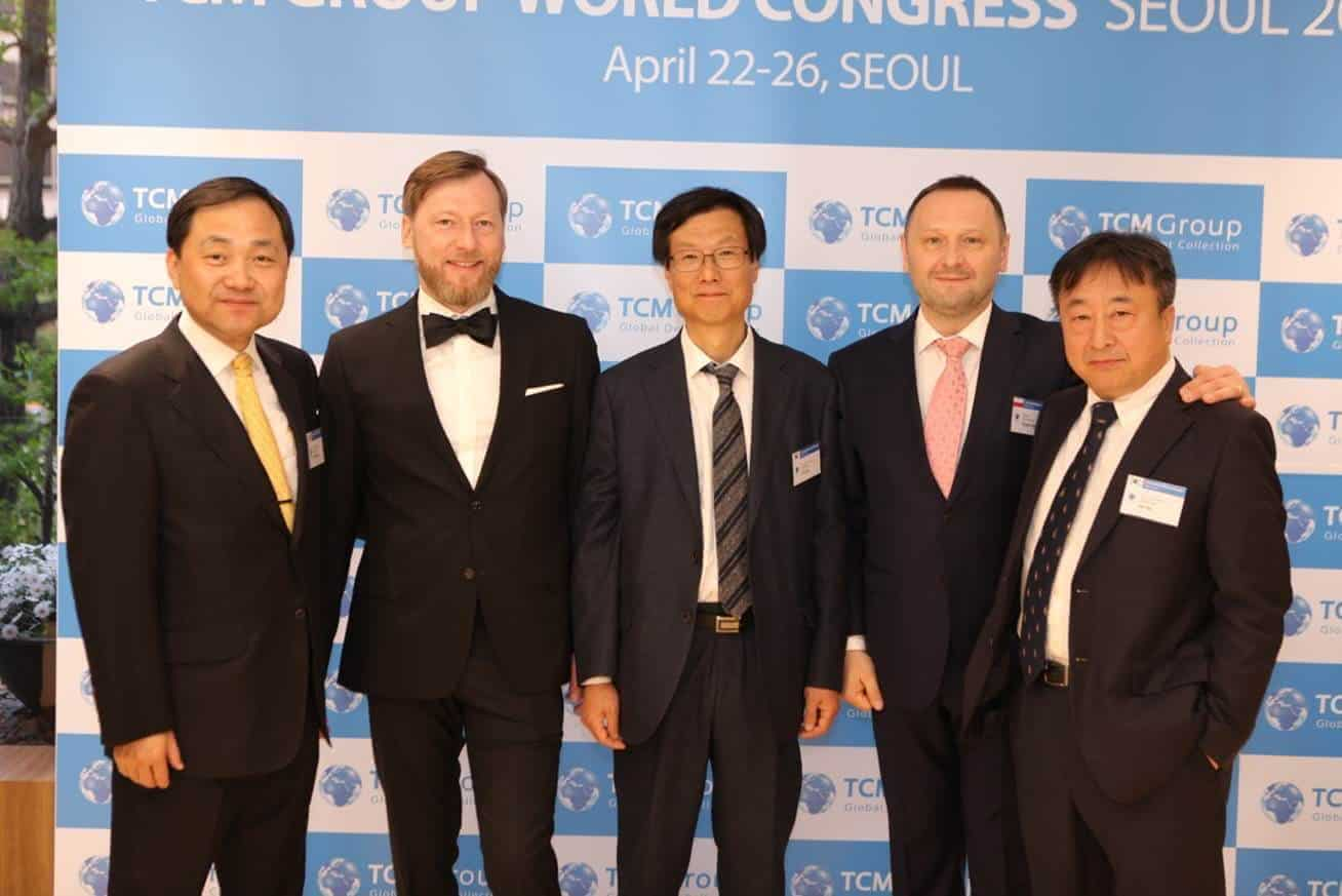 TCM World Congress Seoul 2019 1