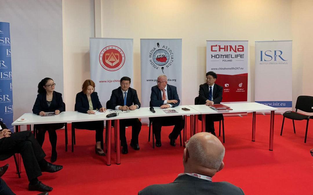 Brillaw naIII Kongresie Gospodarczym Europy Centralnej iWschodniej