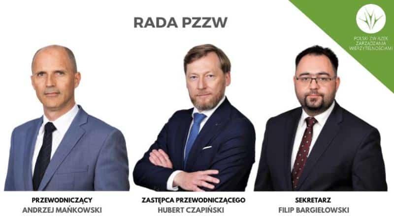 Hubert Czapiński Zastępcą Przewodniczącego Rady Polskiego Związku Zarządzania Wierzytelnościami