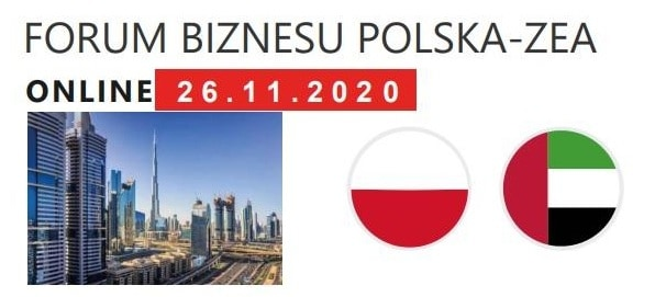 Forum biznesu Polska-ZAE